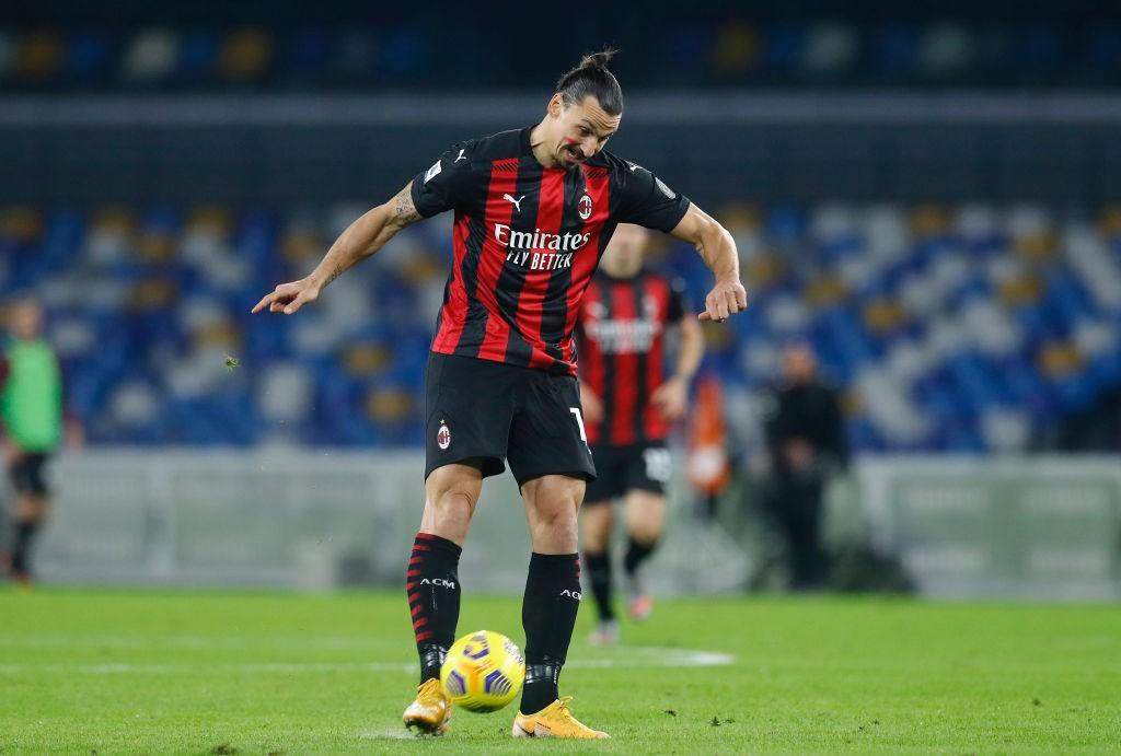 Ultim'ora Milan: infortunio per Ibrahimovic, rientra nel 2021 |  Sport e Vai