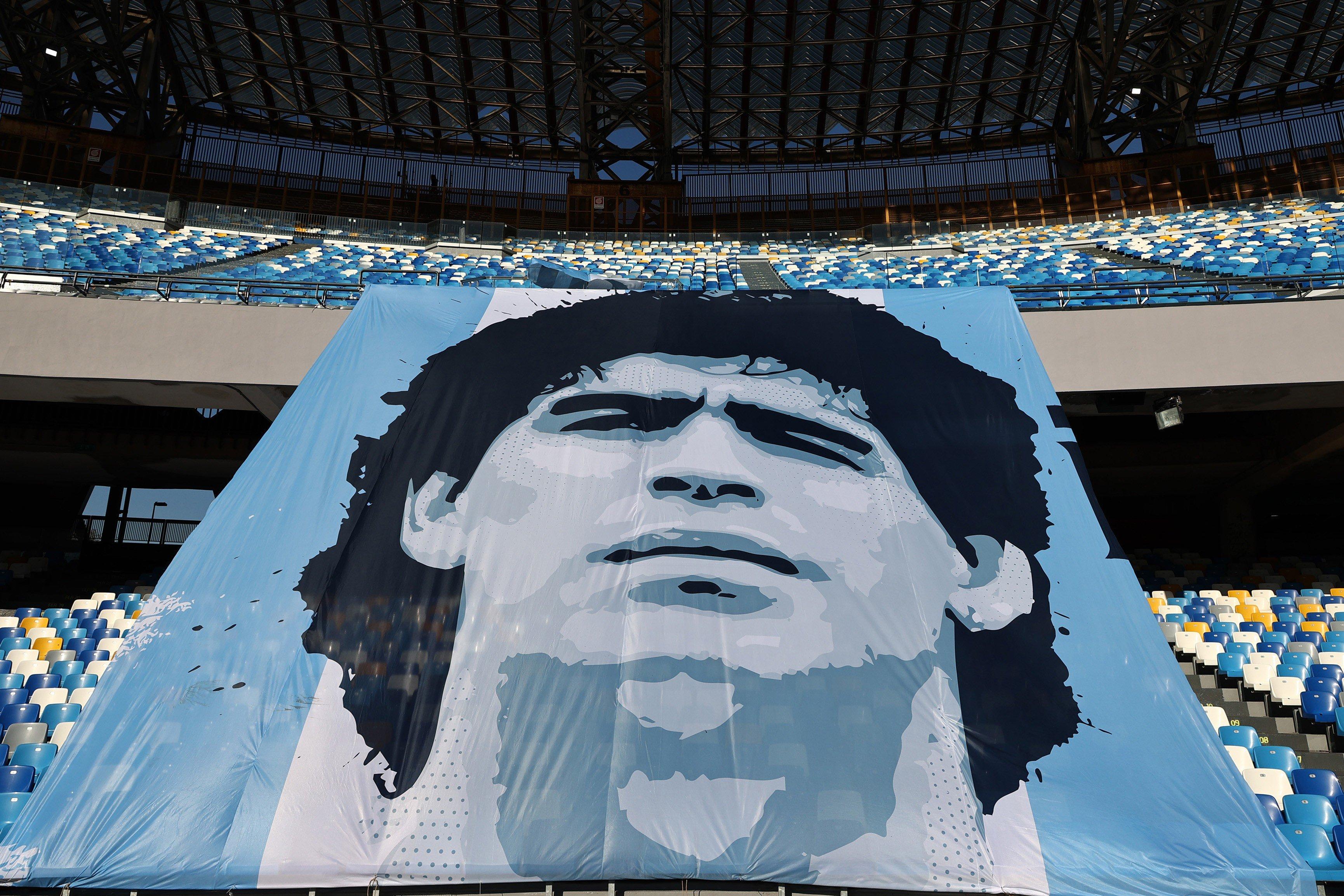 Un altro stadio intitolato a Diego Maradona |  Sport e Vai