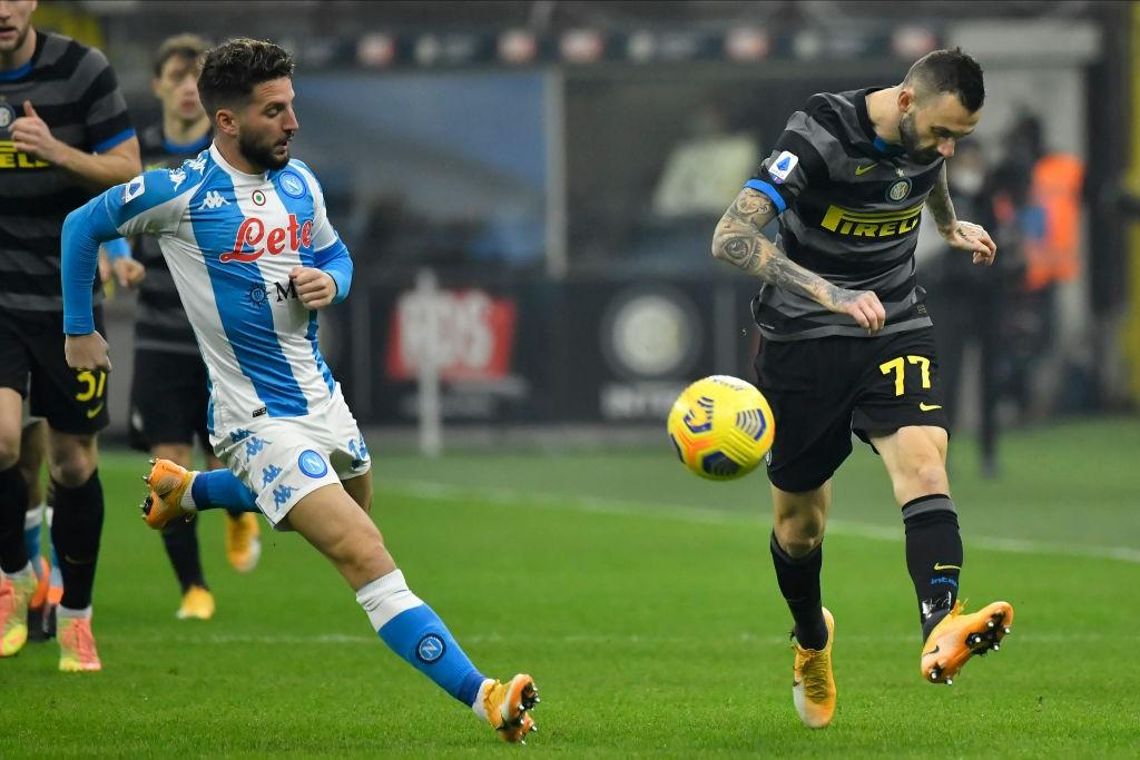 Mertens fa tremare Napoli: ecco il rischio maggiore |  Sport e Vai