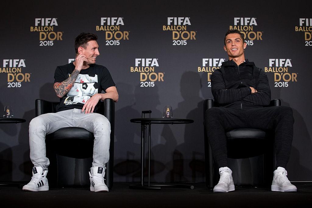 Messi-Ronaldo, la sfida si sposta a Dubai |  Sport e Vai