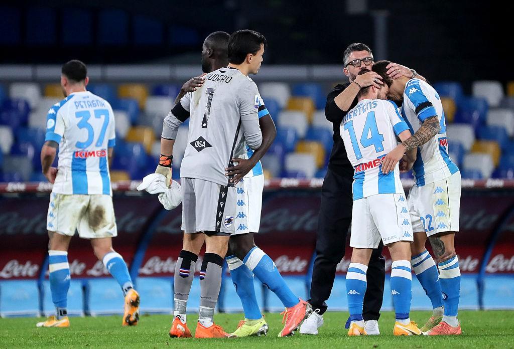 Alvino: Martedì il Napoli sarà primo in classifica |  Sport e Vai