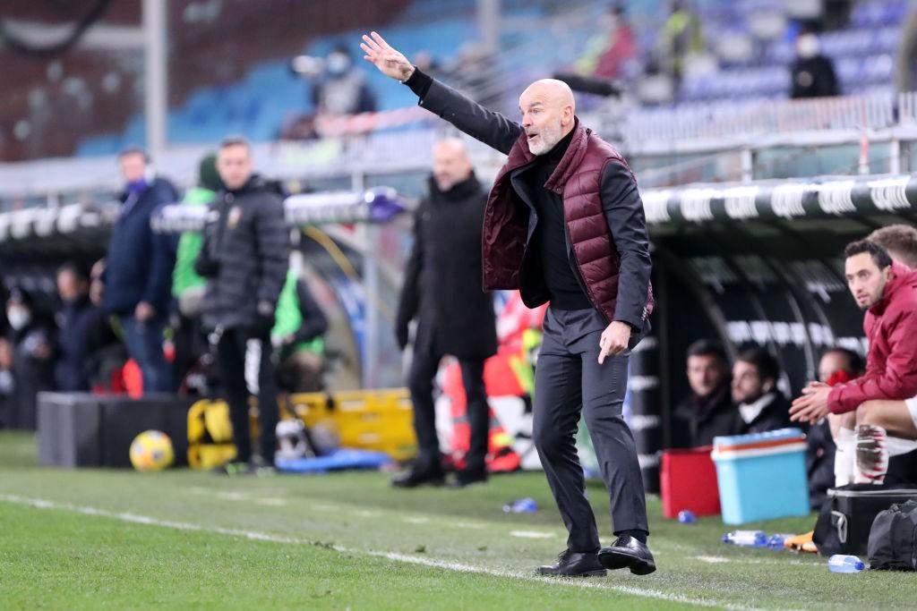 Milan-Parma, Pioli e la tentazione di formazione |  Sport e Vai