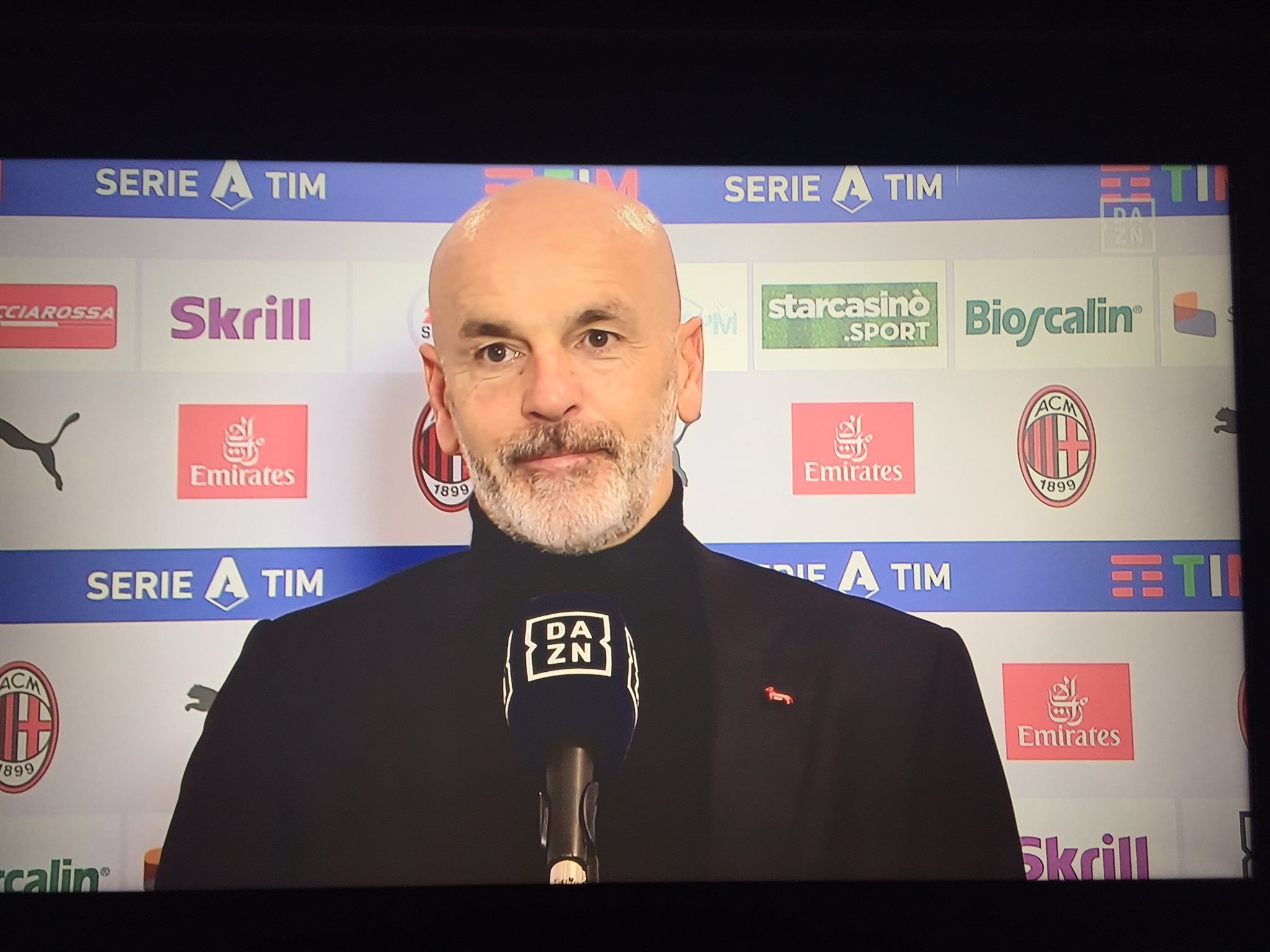 Pioli eroe per caso, il Milan aveva scelto Spalletti |  Sport e Vai