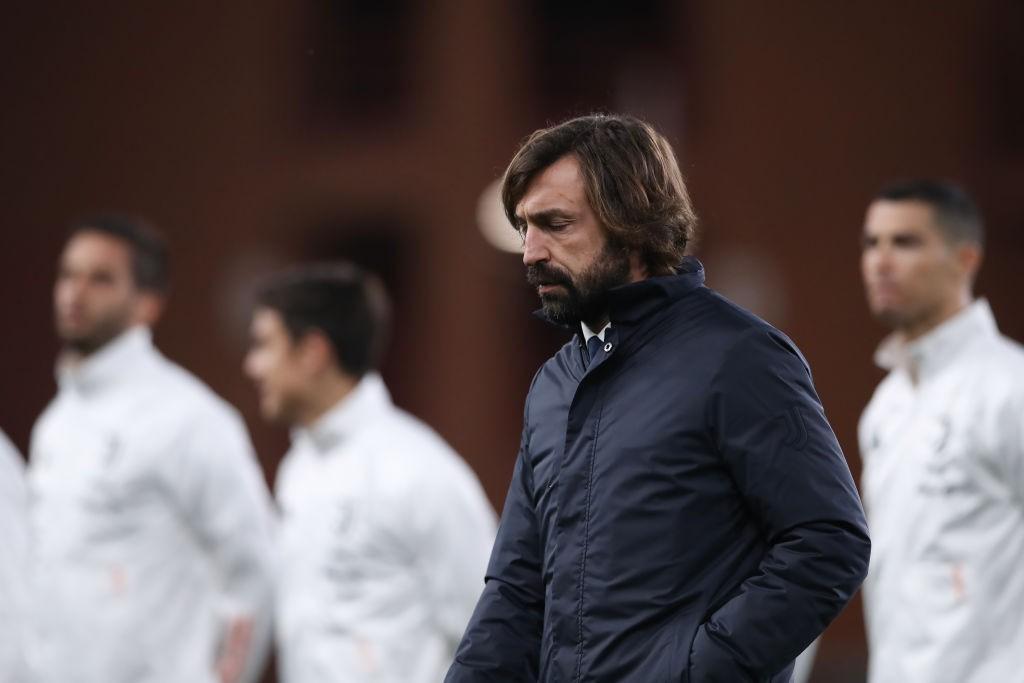 Pirlo rivela dove deve migliorare la sua Juventus |  Sport e Vai