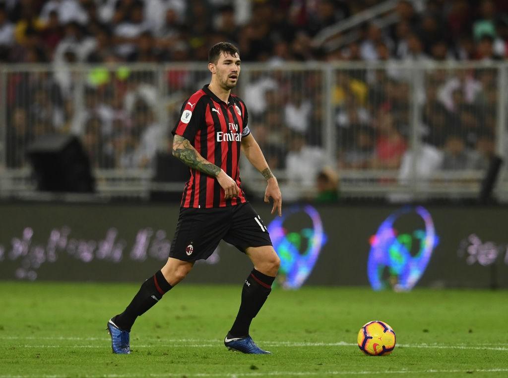 """Milan, Romagnoli: """"Non doveva succedere""""    Sport e Vai"""