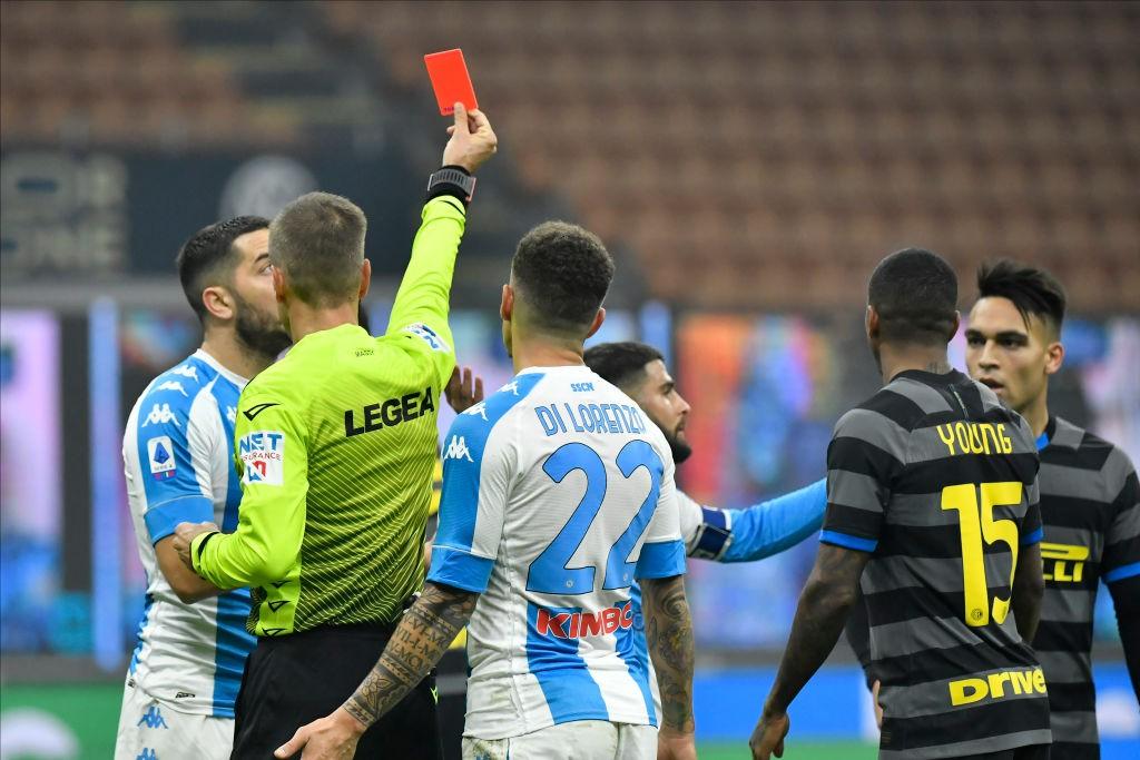 Napoli, arriva la decisione del giudice sportivo |  Sport e Vai