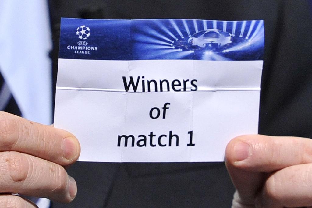 Sorteggi Champions: Quando ci sono e dove vederli in tv |  Sport e Vai