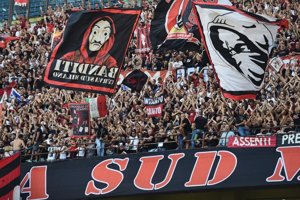 Tifosi Milan stupiti sui social: la fine del mondo è vicina |  Sport e Vai