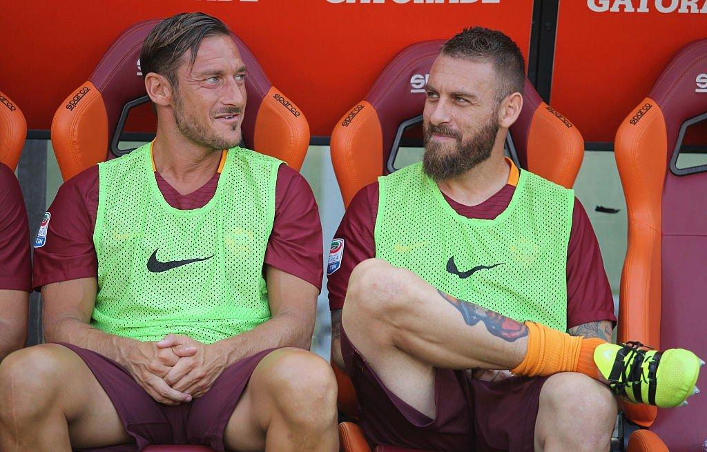 Marione: Totti e De Rossi lo chiameranno spero    Sport e Vai