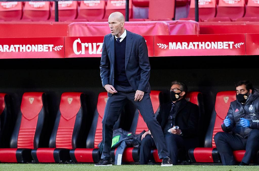 Zidane rassicura Conte sul biscotto |  Sport e Vai
