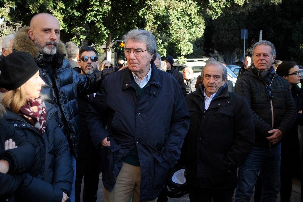 Morte Rossi, Cabrini e Zoff piangono l'amico |  Sport e Vai
