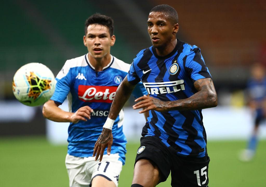 Inter, in uscita Ashley Young si pensa al sostituto |  Sport e Vai