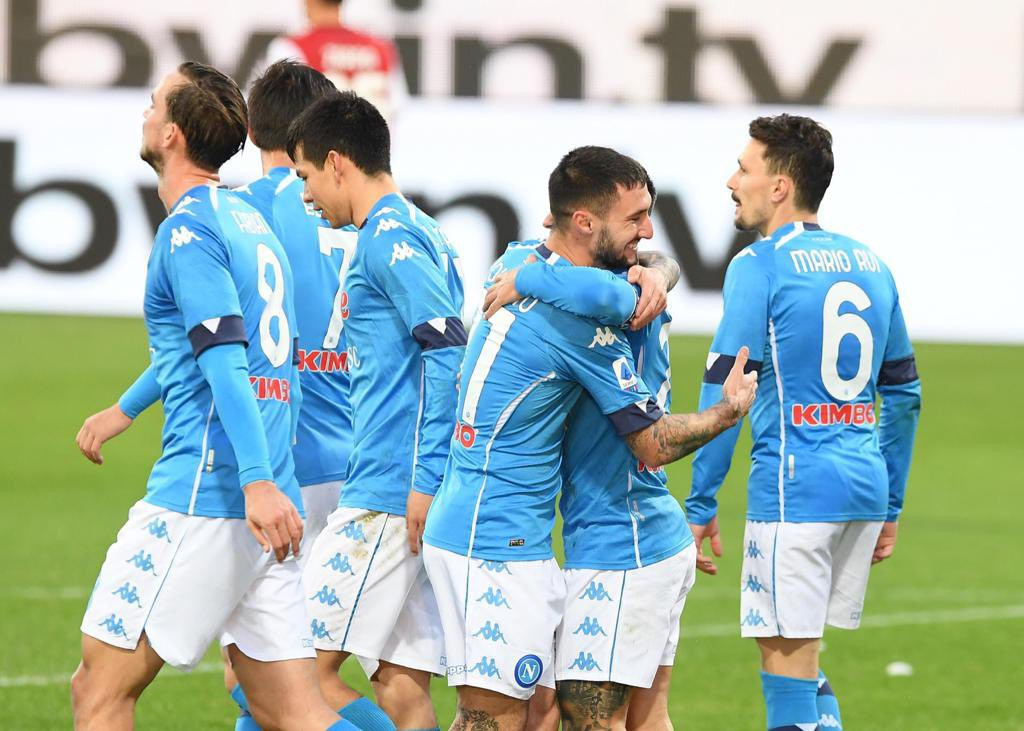 Classifiche a confronto: Nessuno come il Napoli |  Sport e Vai