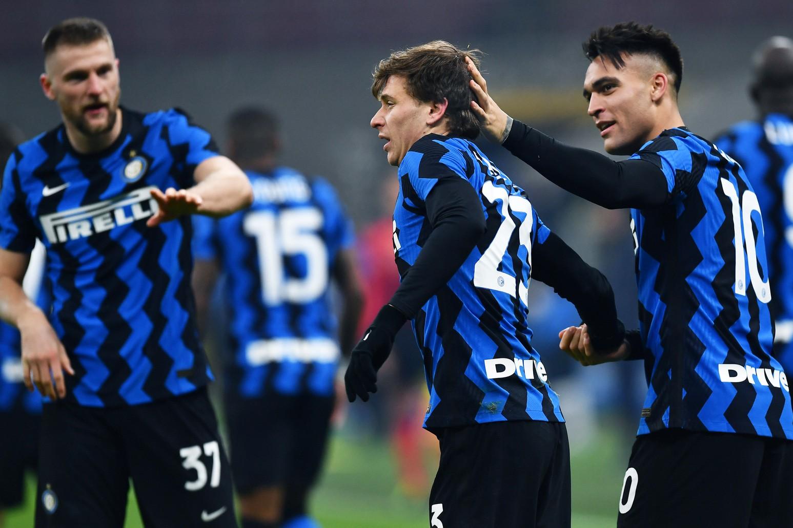 Inter-Verona, le formazioni ufficiali |  Sport e Vai