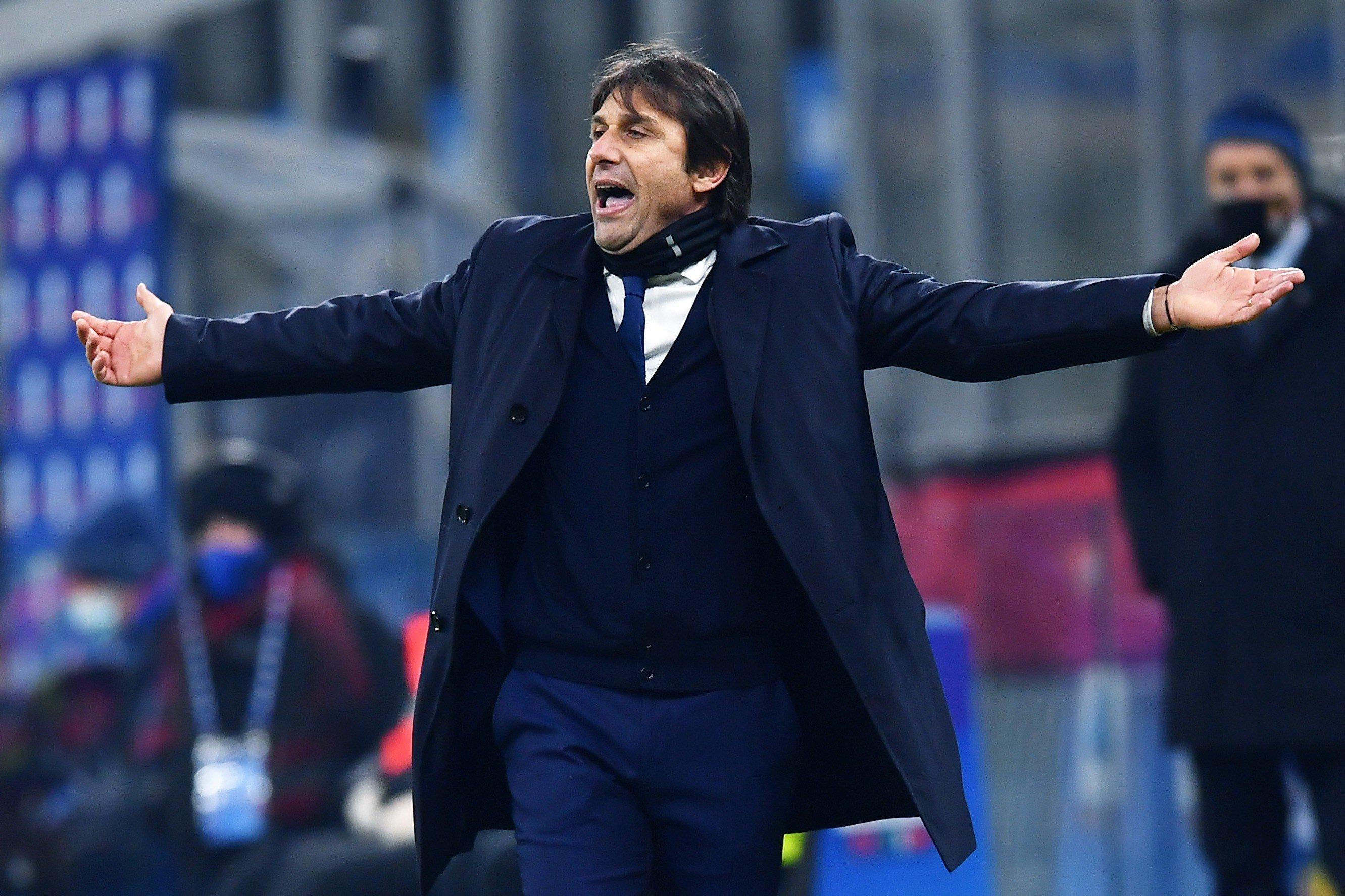Juve-Inter, scintille Conte-Agnelli: Il quarto uomo ha sentito |  Sport e Vai