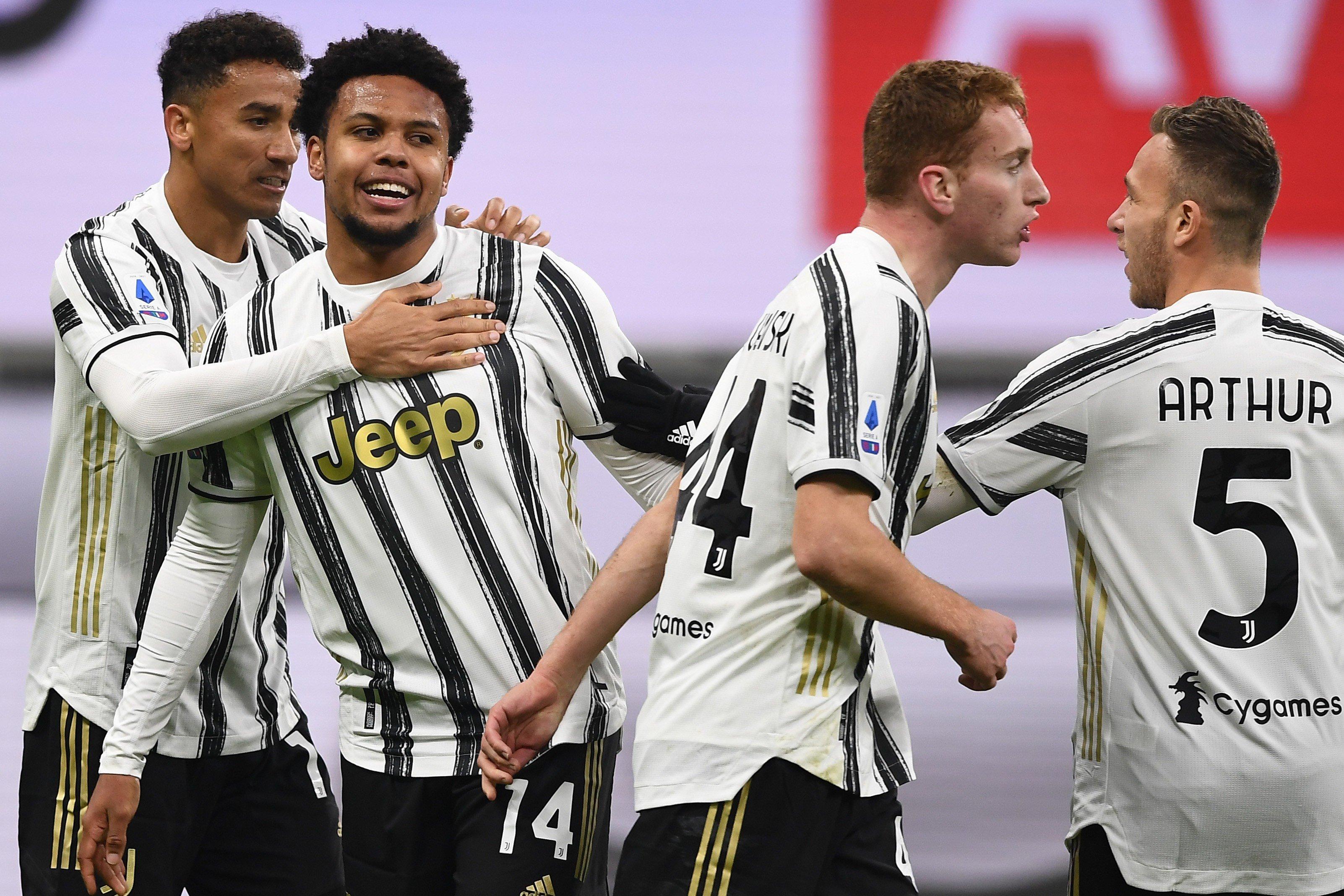 C'era il rosso per Arthur in Juve-Bologna |  Sport e Vai