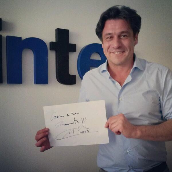 "Inter, Berti: ""Sarei stato pronto a incatenarmi"" |  Sport e Vai"