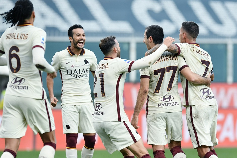 Roma-Samp, le formazioni ufficiali |  Sport e Vai