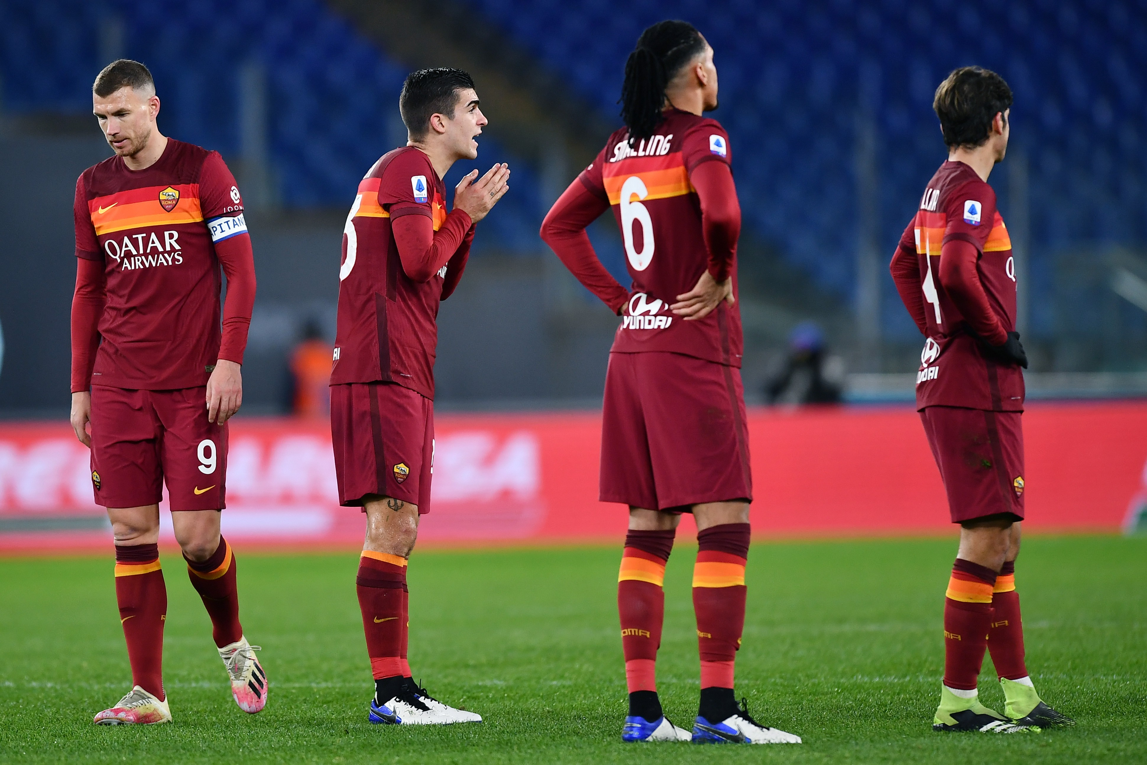 Sampdoria-Roma, le formazioni e dove vederla |  Sport e Vai