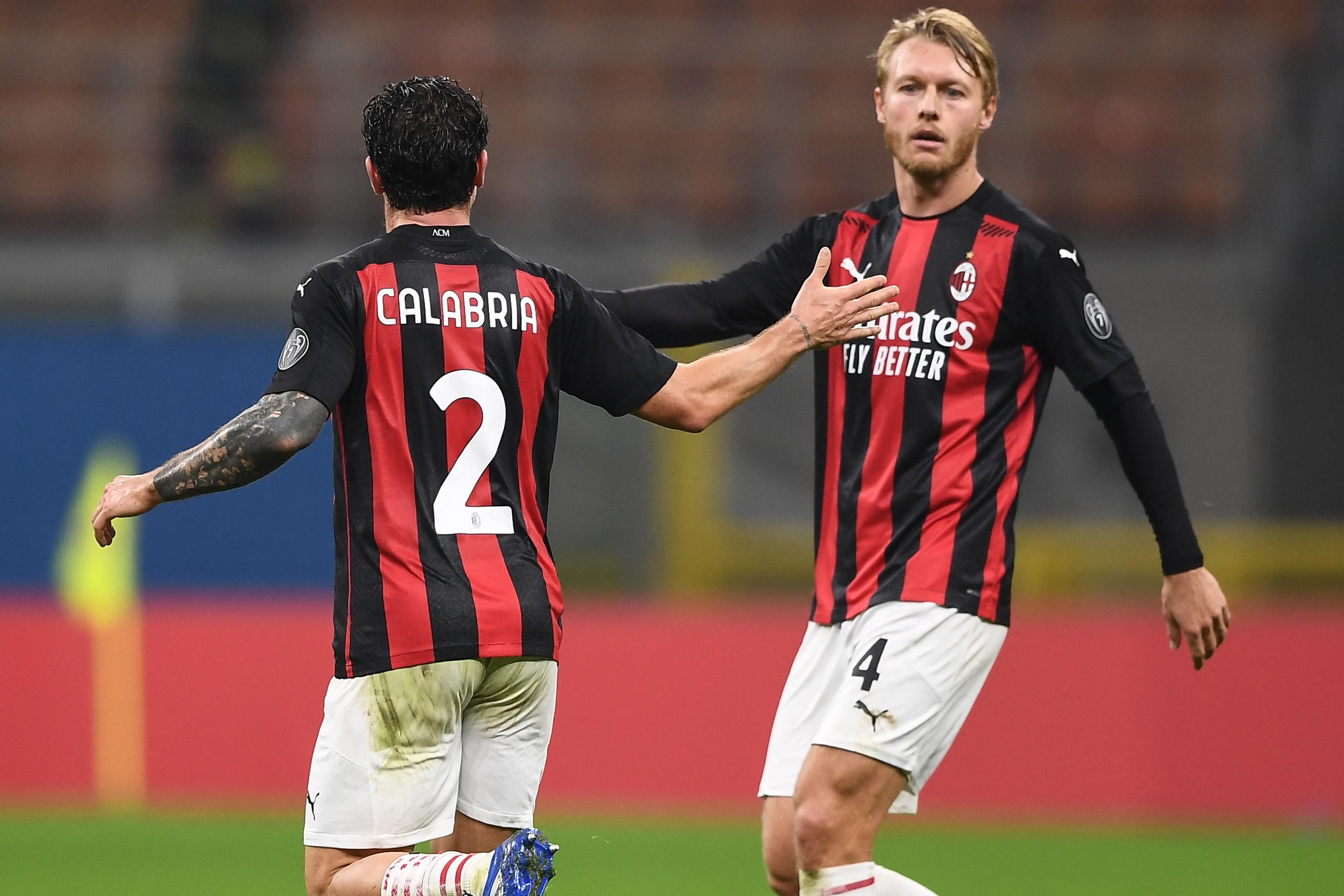 Milan, senti Kjaer: Preferisco affrontare lo United |  Sport e Vai