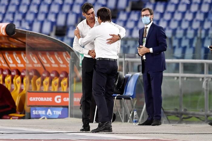 Fonseca spiega il black out parziale della Roma    Sport e Vai