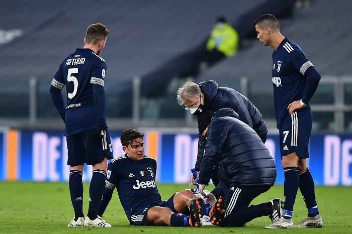 Momblano dà diagnosi Dybala, tifosi Juve preoccupati |  Sport e Vai