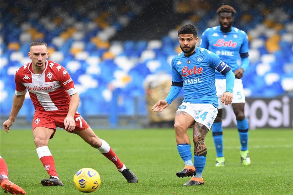 Napoli, Insigne: Centesimo gol? Conta solo la Supercoppa |  Sport e Vai