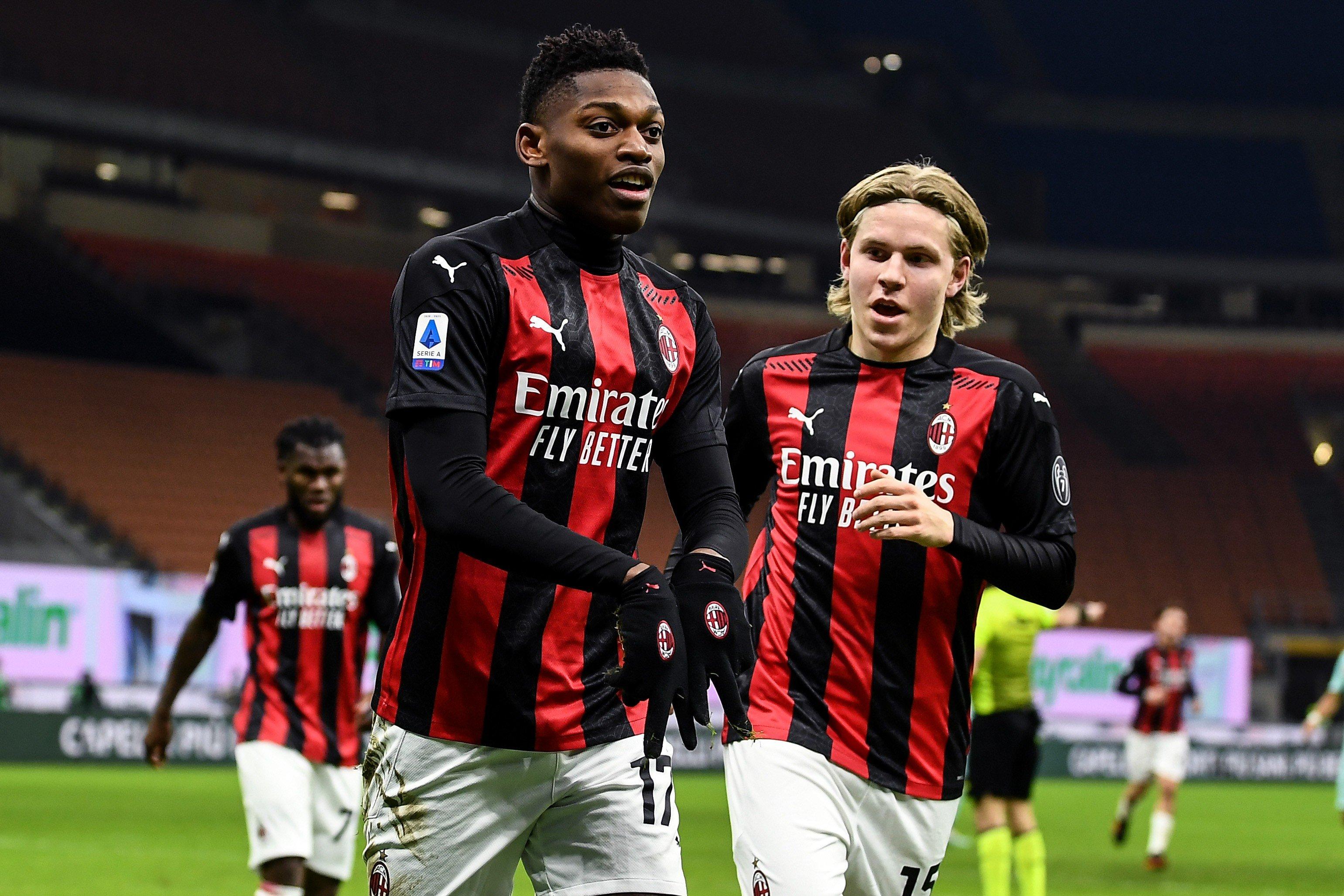 Milan-Crotone, formazioni ufficiali |  Sport e Vai