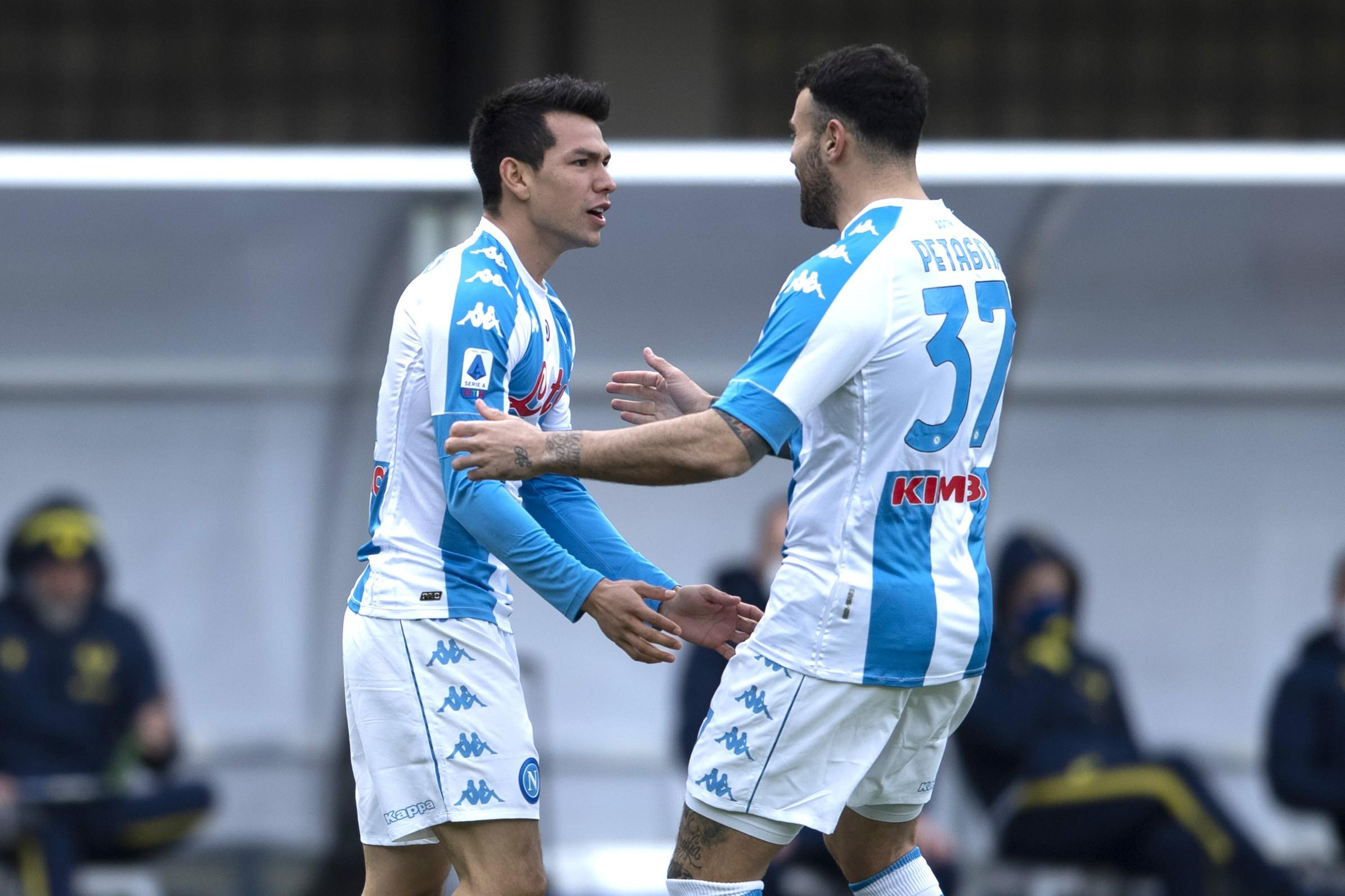 Napoli-Parma, le formazioni ufficiali |  Sport e Vai