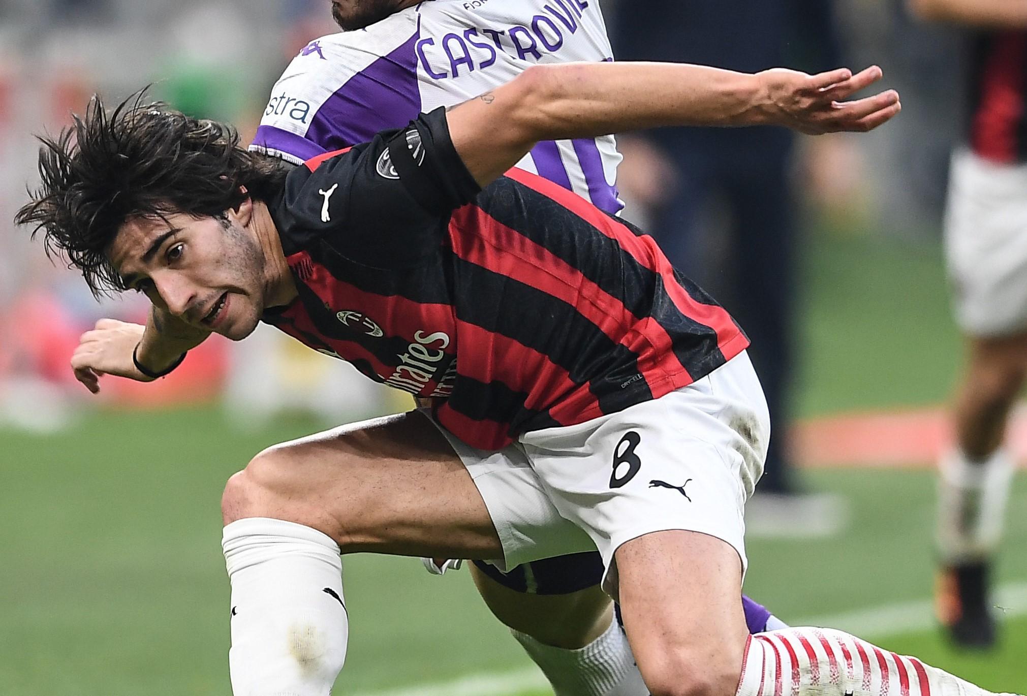 Milan: Ecco le condizioni di Tonali, Leao e Diaz |  Sport e Vai