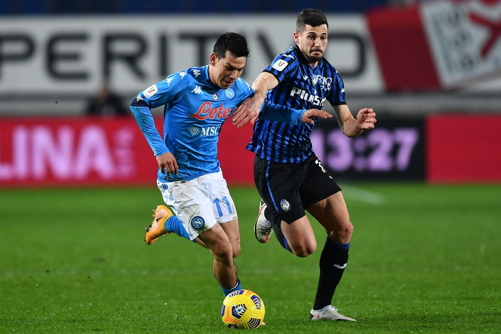 Lozano titolare contro il Milan? Le ultimissime da Alvino |  Sport e Vai