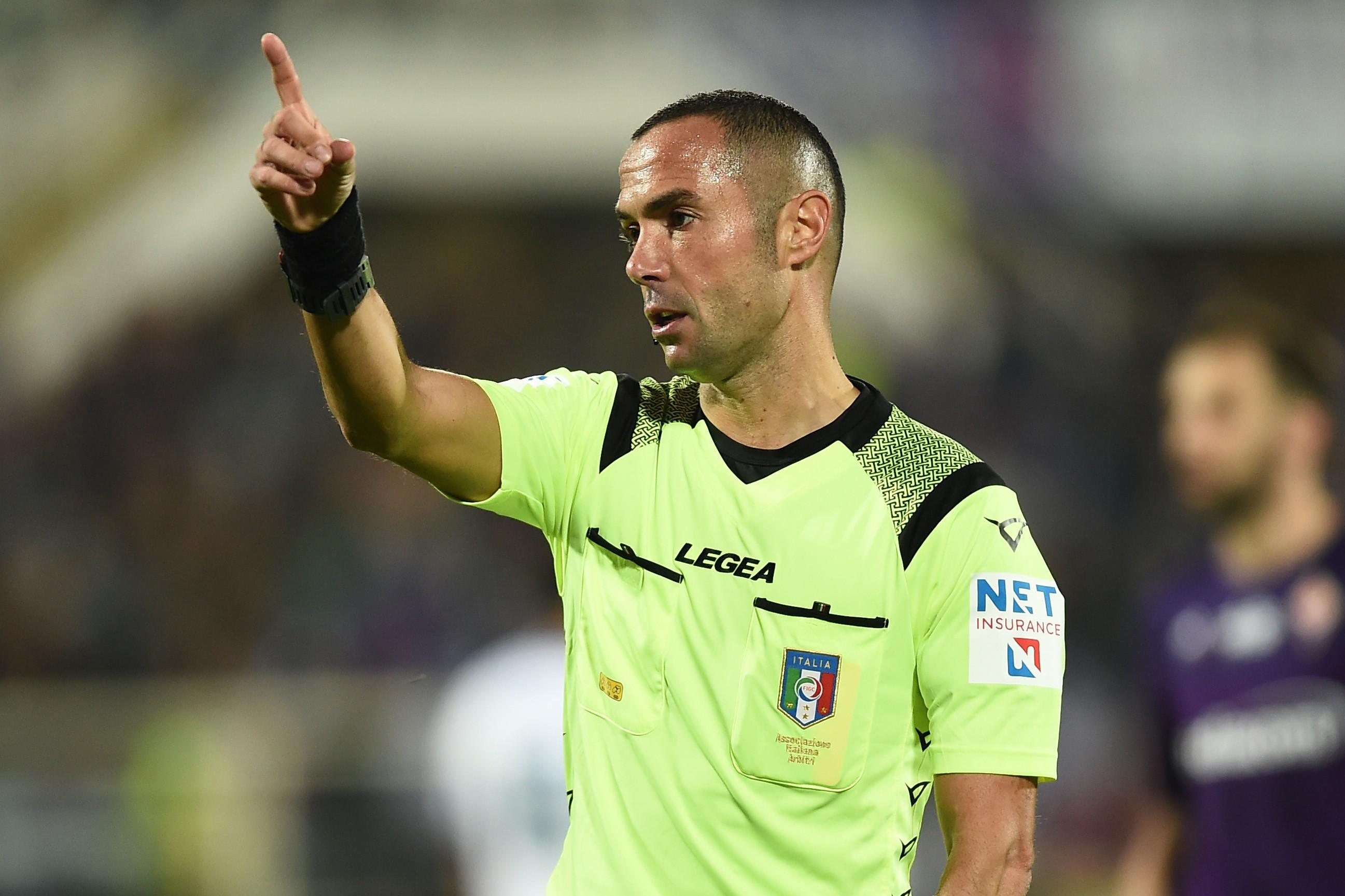 Arbitri: Per Milan-Napoli c'è Pasqua, Valeri all'Inter |  Sport e Vai