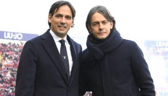 Inzaghi: Roma e Lazio giocano il miglior calcio d'Italia |  Sport e Vai