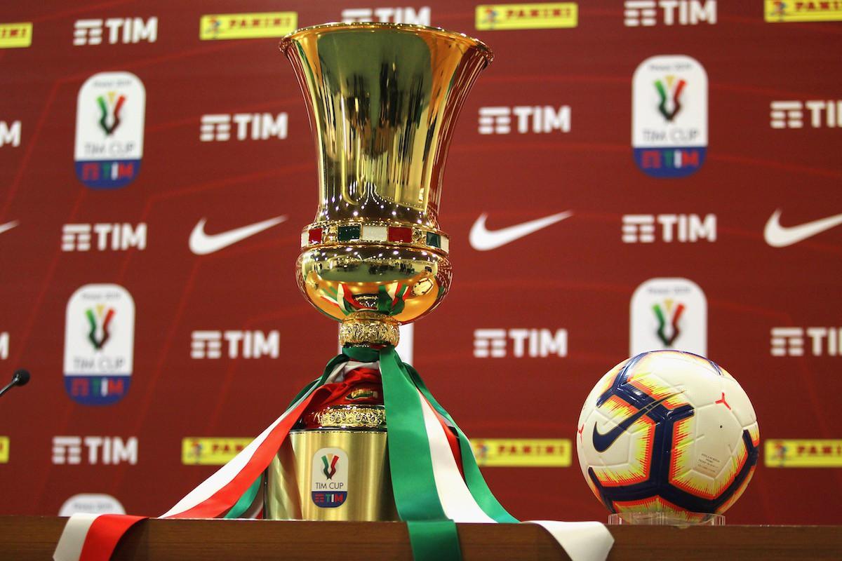 Coppa Italia, ufficiale: finale Juve-Atalanta non si giocherà a Roma |  Sport e Vai