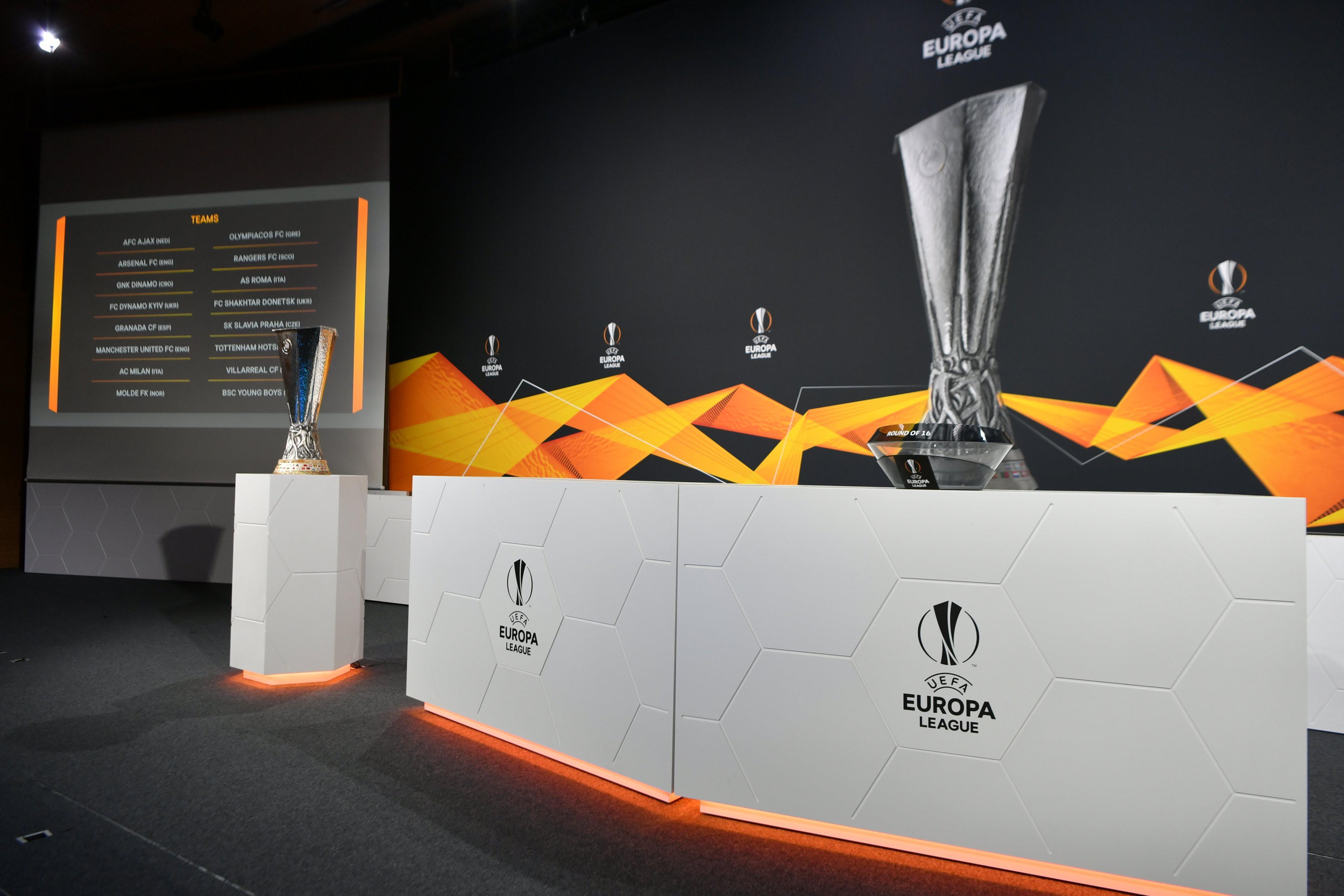 Europa League: ecco le avversarie di Milan e Roma |  Sport e Vai
