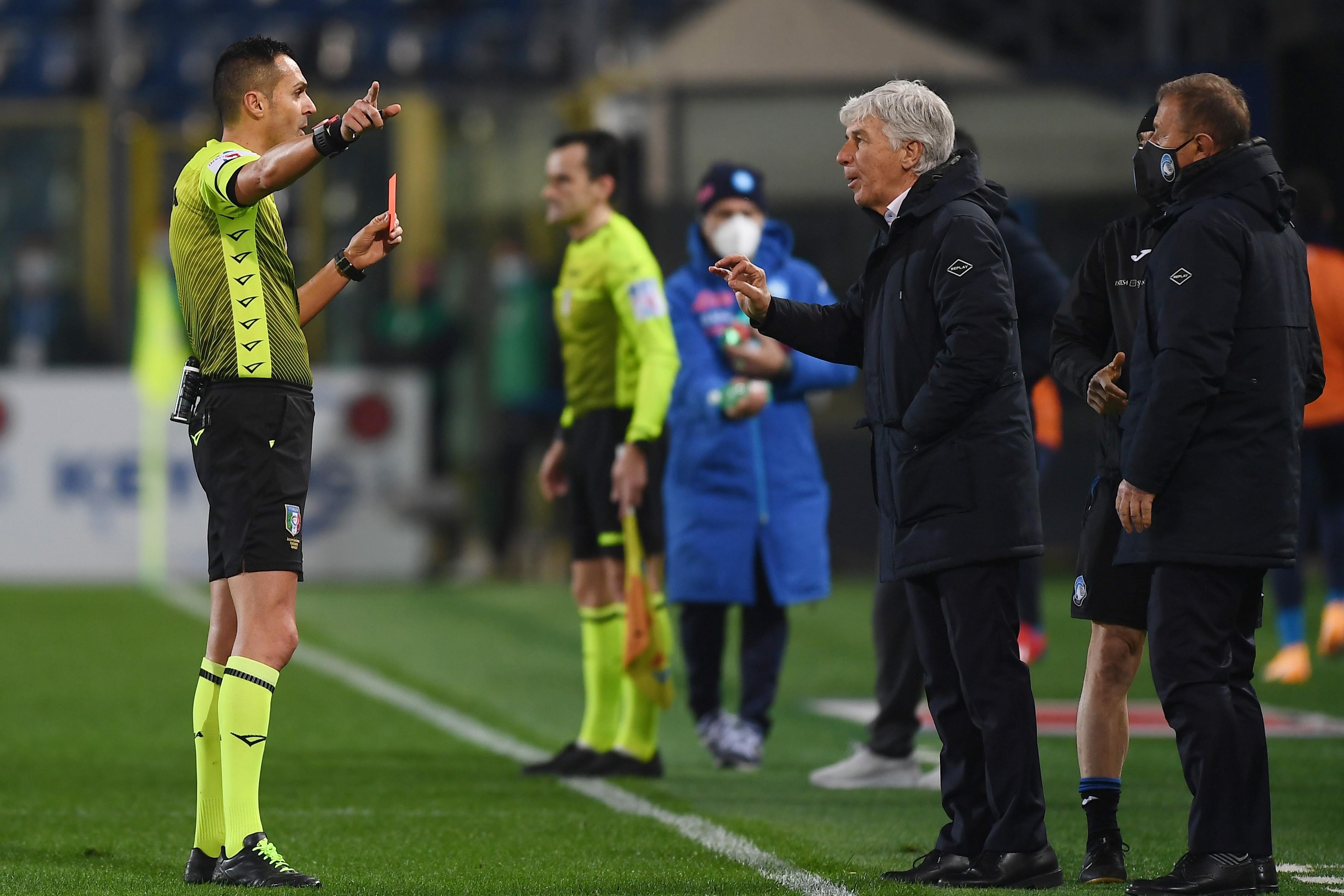 Gasperini: Mi manca battere la Juve, poi spiega caso antidoping |  Sport e Vai