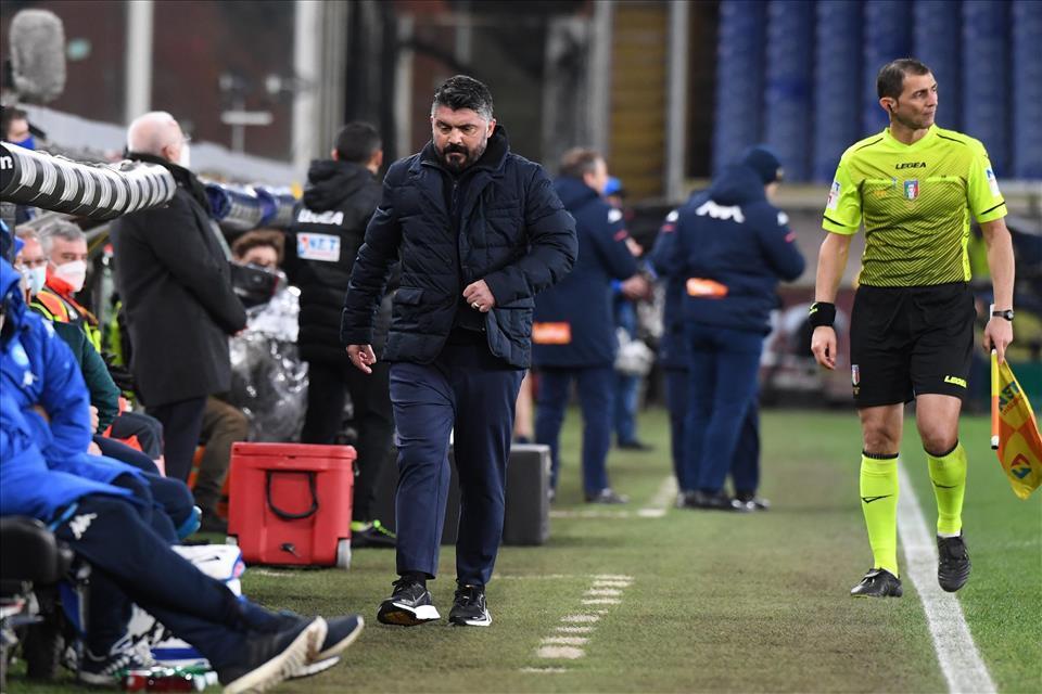 Gattuso ne perde due in vista della Juve |  Sport e Vai