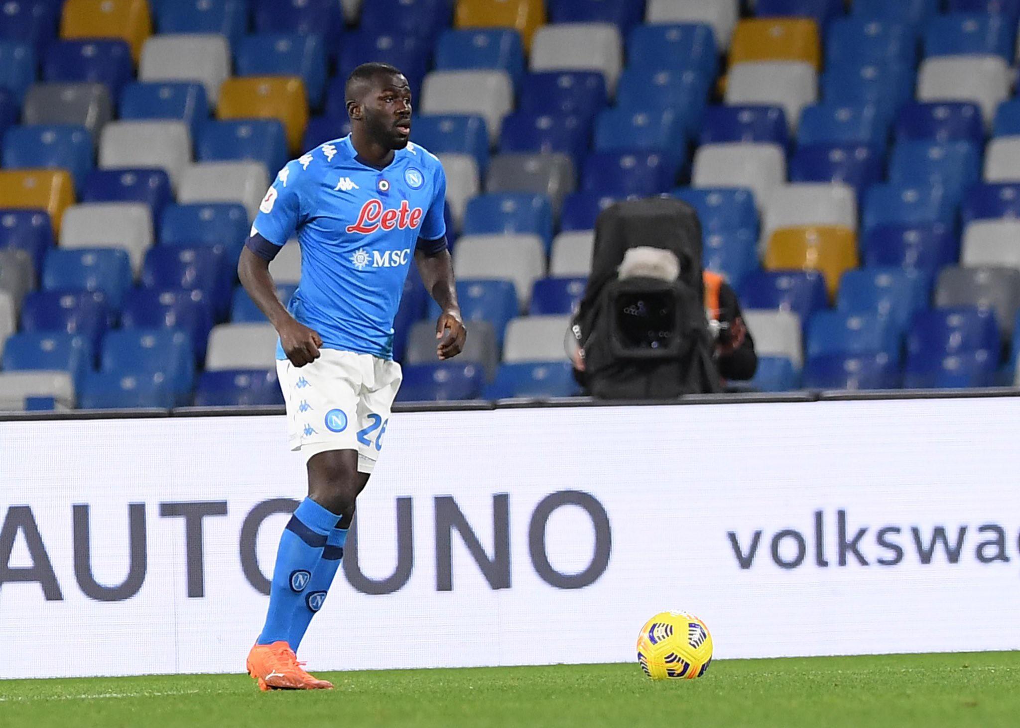 Napoli: Scelto l'erede di Koulibaly |  Sport e Vai