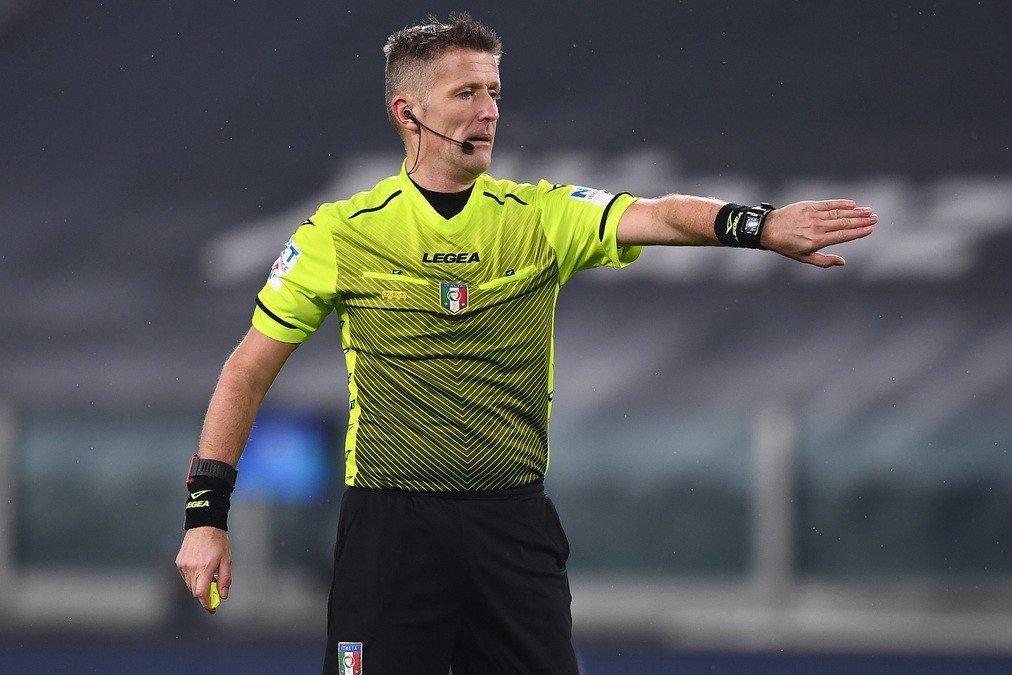 Arbitro designato per la Juve fa esplodere la polemica |  Sport e Vai