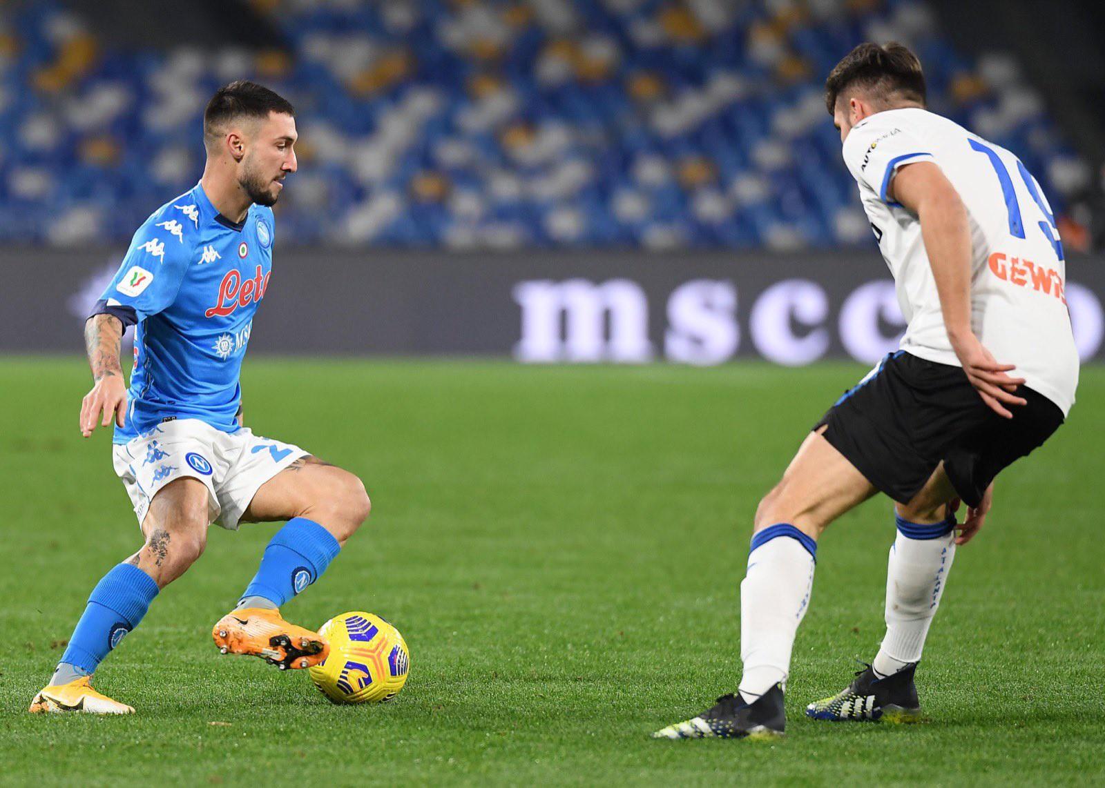 Napoli, Politano fa chiarezza sul rapporto con Gattuso |  Sport e Vai