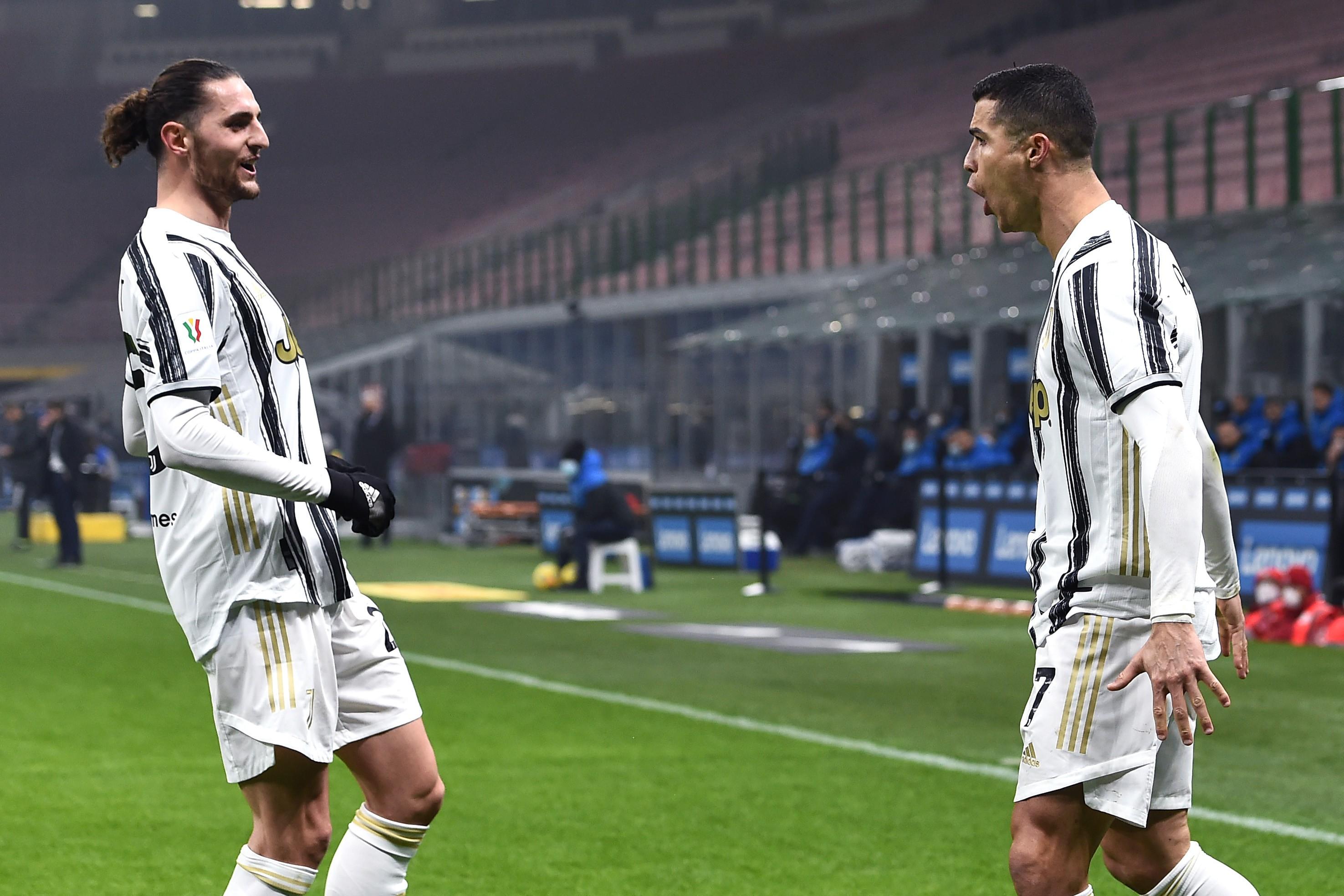 Juve, l'ultima gaffe ha Rabiot come protagonista |  Sport e Vai