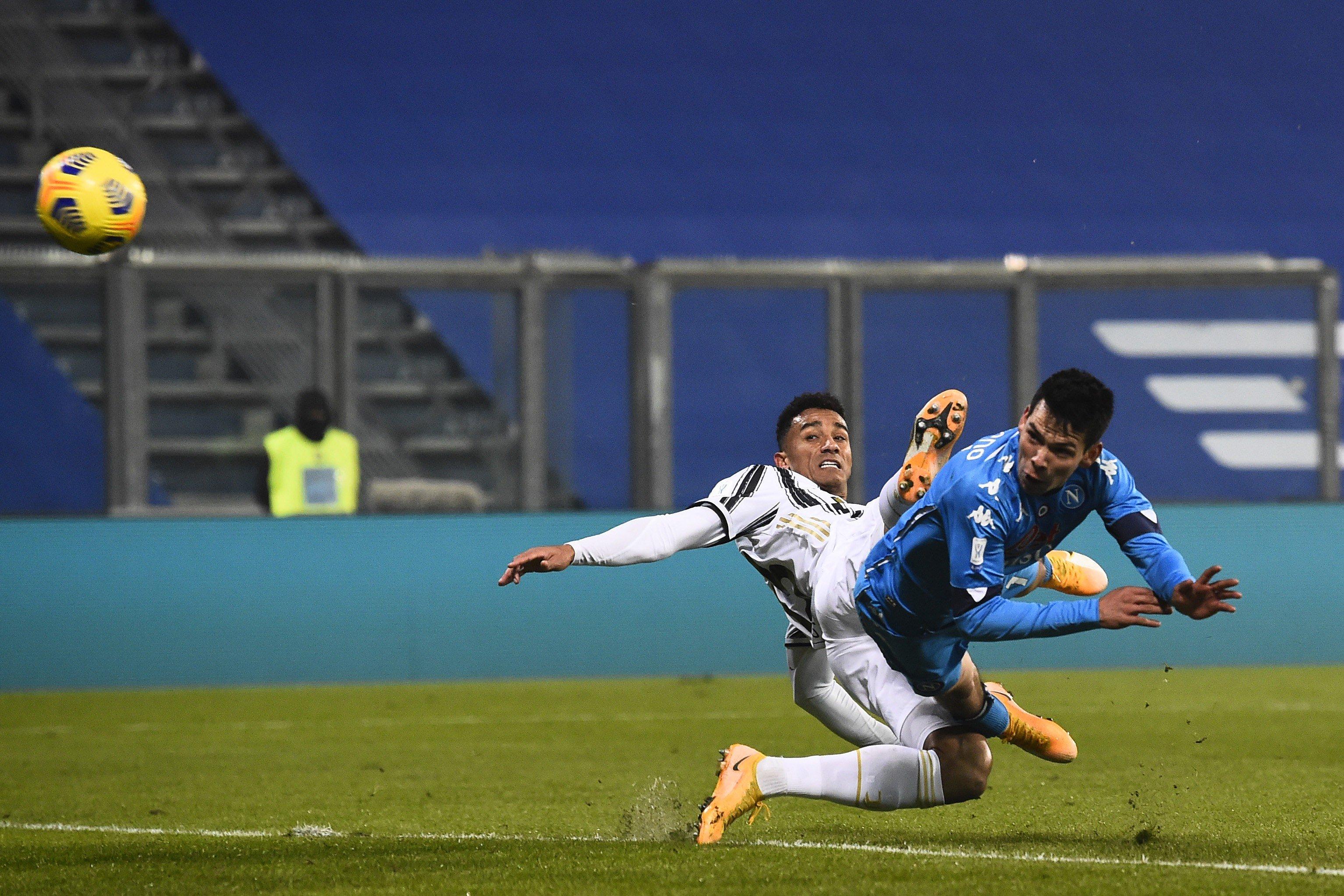 Napoli-Juve, Marelli spiega l'errore di Doveri  |  Sport e Vai