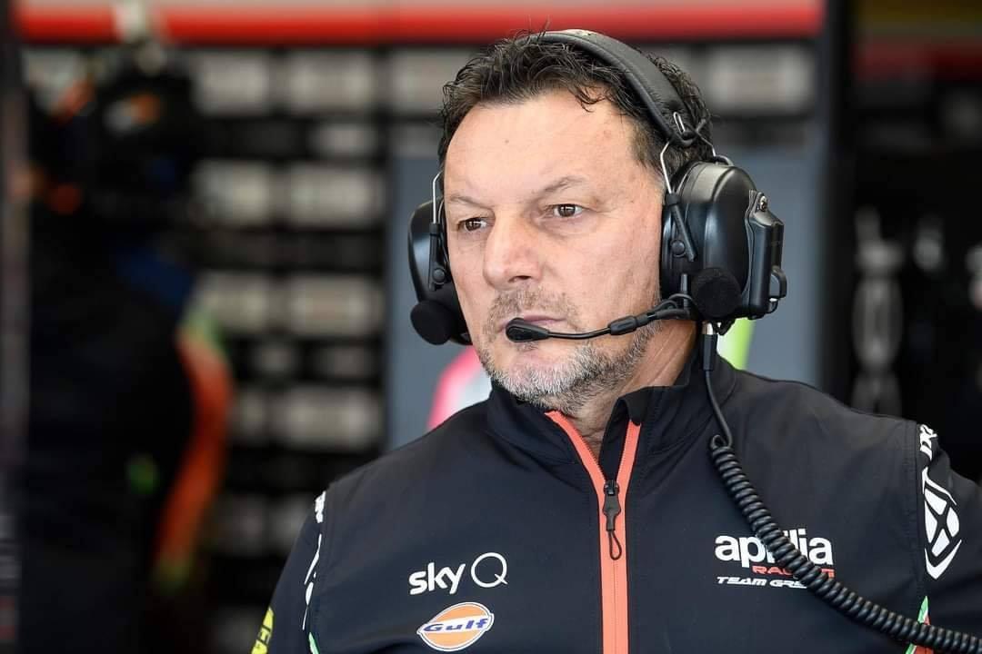 C'è la smentita del team: Fausto Gresini è vivo |  Sport e Vai