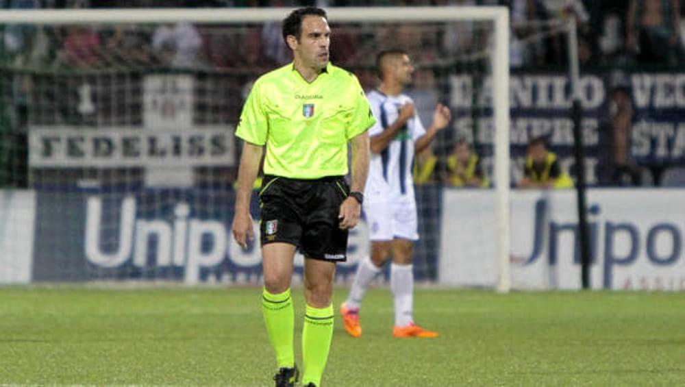 Chi è Valerio Marini, l'arbitro dal rigore facile di Juve-Crotone |  Sport e Vai