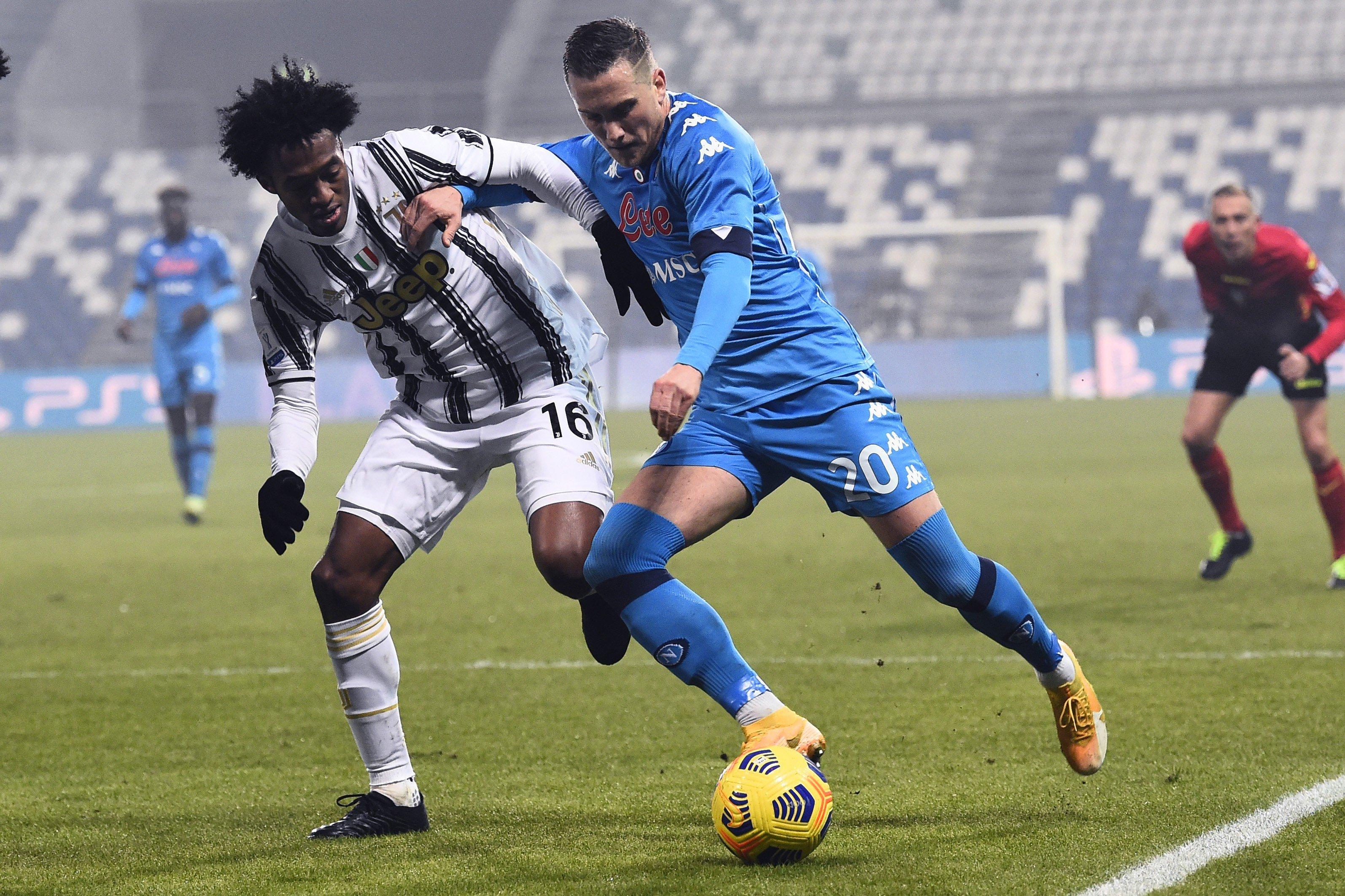 Napoli-Juventus, dove vederla e le formazioni |  Sport e Vai