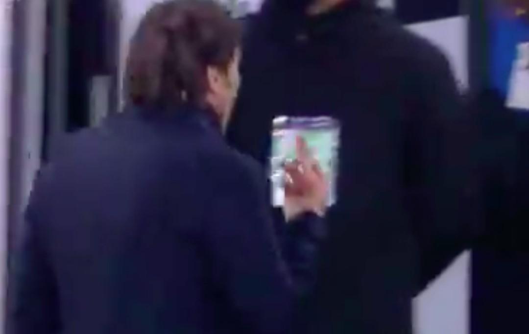 Inter, Conte si scusa ma non arretra su insulti ricevuti |  Sport e Vai