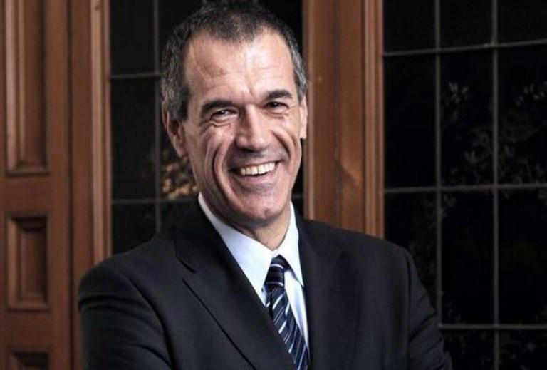 Cottarelli spiega progetto azionariato all'Inter    Sport e Vai