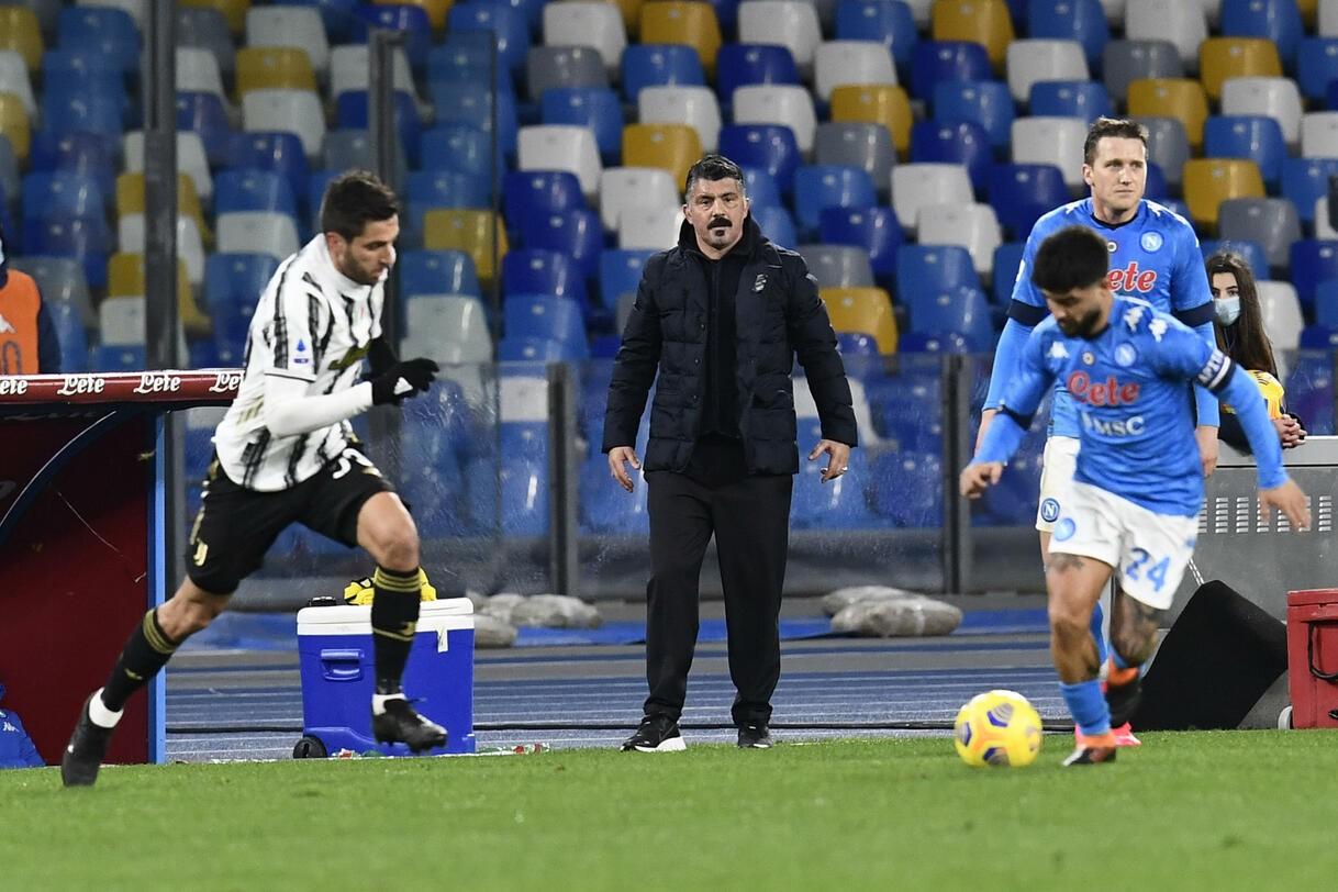 Gattuso: Giusto che mi massacriate |  Sport e Vai