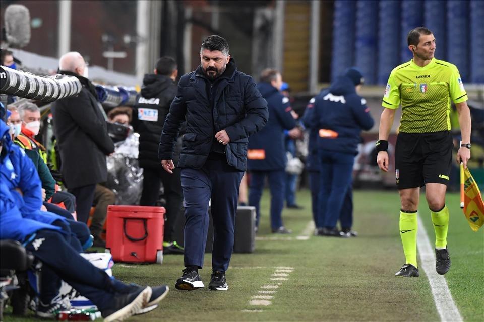 Napoli, idea Gattuso spaventa i tifosi: Non sa che pesci prendere |  Sport e Vai