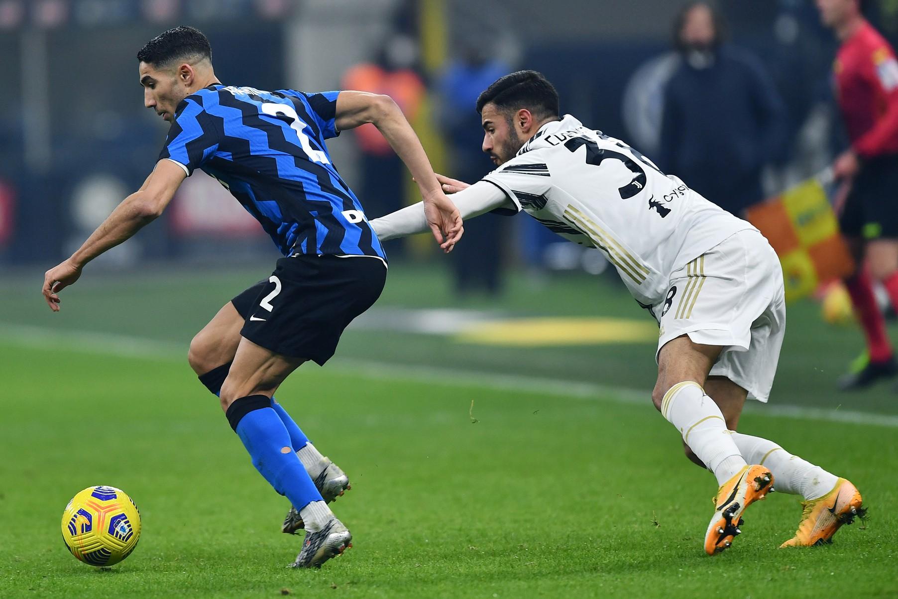 Juve-Inter, tutti d'accordo sul migliore: E' il n.1 in Italia |  Sport e Vai